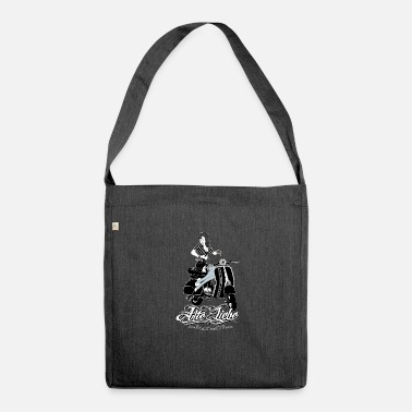 Pinup PinUp - Schultertasche aus Recycling-Material
