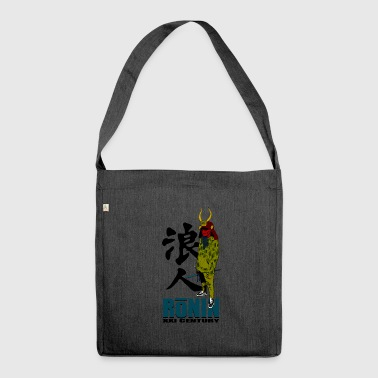 Ronin - Schultertasche aus Recycling-Material