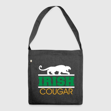 Irish Cougar Women's - Shoulder Bag made from recycled material
