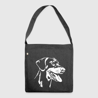 Doberman - Doberman Pinscher - Borsa in materiale riciclato