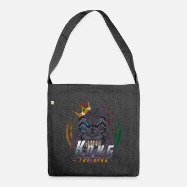 King Kong The King - Shoulder Bag recycled