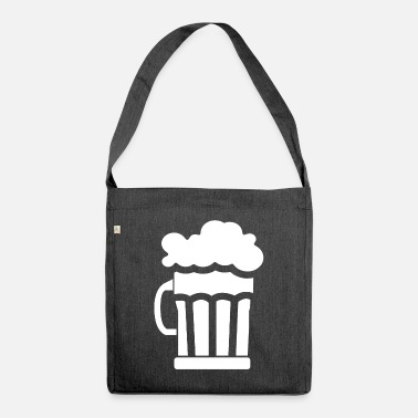 Mass Mass beer - Shoulder Bag recycled