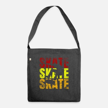 Darkslide Skateboarding Boarders Skateboard Skate Sk8 Gift - Shoulder Bag recycled