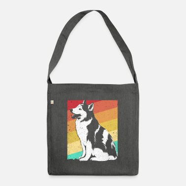 Husky Husky - Shoulder Bag recycled