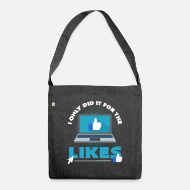 Like Likes - Shoulder Bag recycled