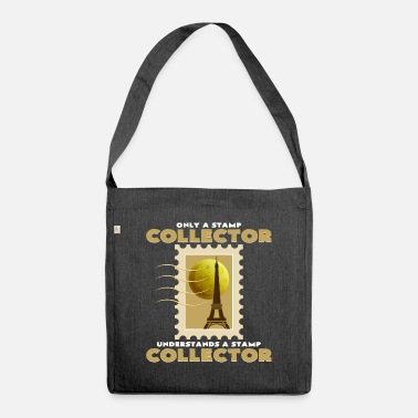 Stamp Collecting Stamp collection - Shoulder Bag recycled