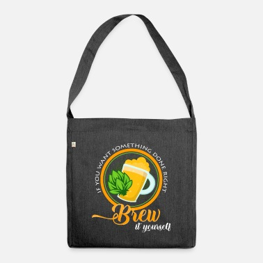 Craft Beer Craft beer - Shoulder Bag recycled