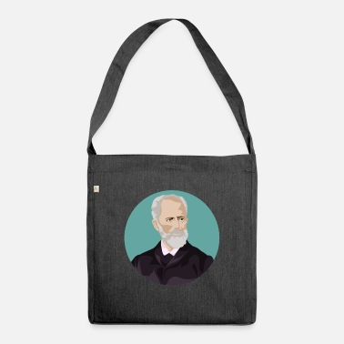 Tchaikovsky Pyotr Tchaikovsky - Shoulder Bag recycled