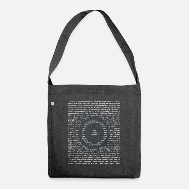 Astrology Astrology astrologer gift - Shoulder Bag recycled