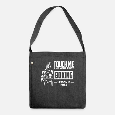 Boxing Training Boxing training - Shoulder Bag recycled