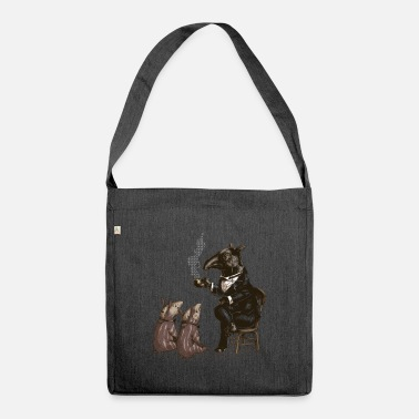 Autumn Tall Tales Tapir - Shoulder Bag recycled