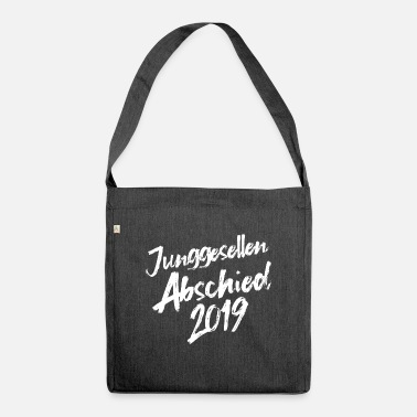 Party bachelor party in 2019 - Shoulder Bag recycled