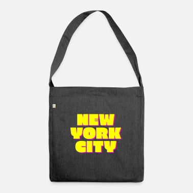New York City New York City - Shoulder Bag recycled
