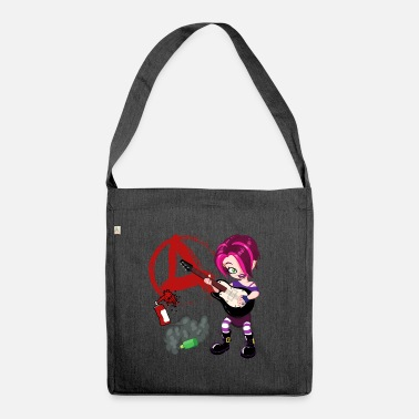Punk Girl Punk Girl - Shoulder Bag recycled