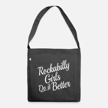 Rockabilly ROCKABILLY - Shoulder Bag recycled