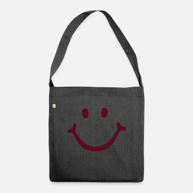 Smilie Smilie - Shoulder Bag recycled