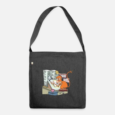Anime Animator animation animator - Shoulder Bag recycled
