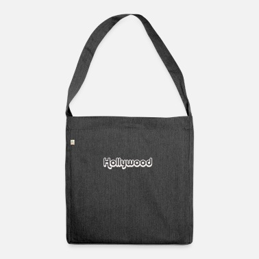 Hollywood Hollywood - Borsa a tracolla riciclato
