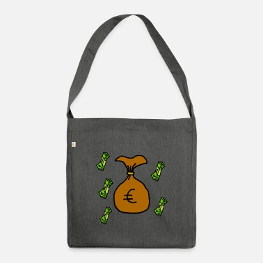 Wealth Money - wealth - Shoulder Bag recycled