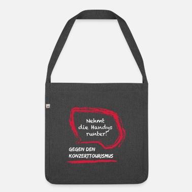 Beställ Konsert Väskor & ryggsäckar online | Spreadshirt