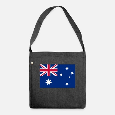 Aussie AUSSIE FLAG - Shoulder Bag recycled