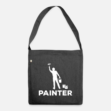 Painter Painter Painter - Shoulder Bag recycled
