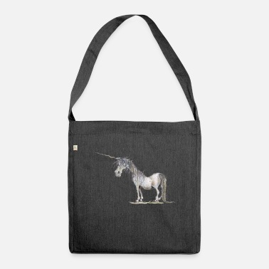 The Last Unicorn - Shoulder Bag recycled