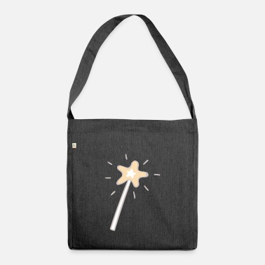 Wand wand - Shoulder Bag recycled