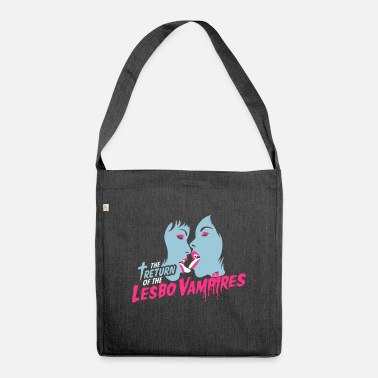 Return Of The return of the lesbo vampires - Shoulder Bag recycled