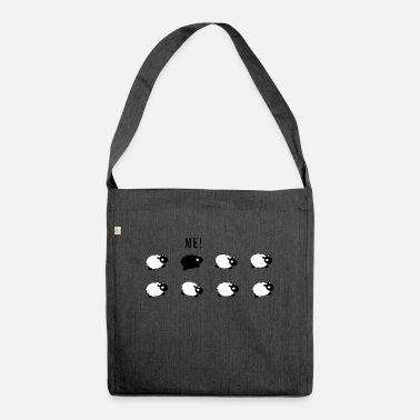 Black Sheep Black Sheep - Shoulder Bag recycled