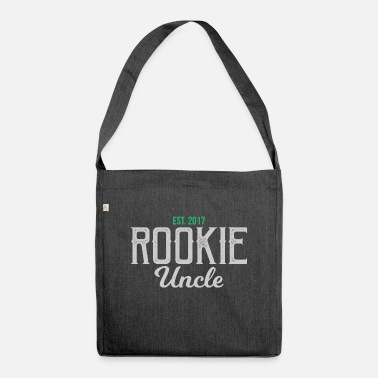 Uncle New Uncle Rookie Uncle - Uncle - Shoulder Bag recycled