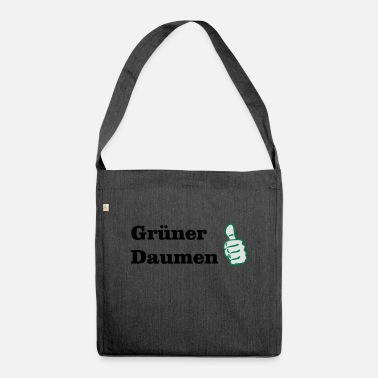 Green Thumb Green Thumb - Shoulder Bag recycled