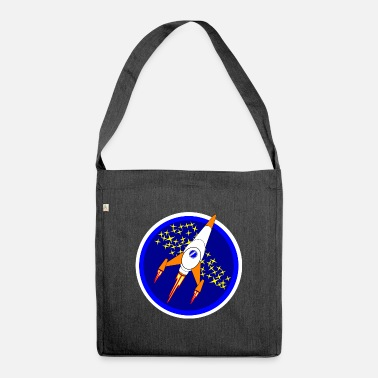 Space Ship Space Ship - Shoulder Bag recycled