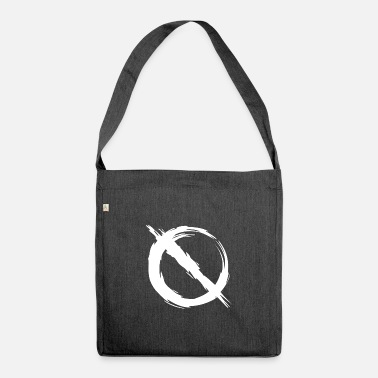 Prohibition Prohibition prohibited - Shoulder Bag recycled