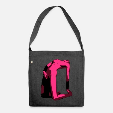 Erotic Sexy Erotic Woman - Shoulder Bag recycled
