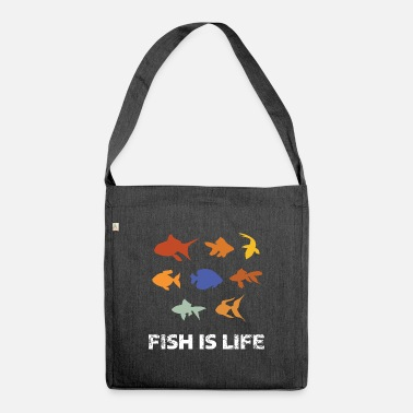 Aquarium Aquarium aquarium - Shoulder Bag recycled