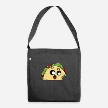 Food Taco food Mexico - Shoulder Bag recycled