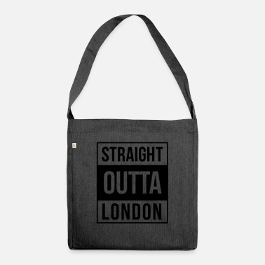 London london - Shoulder Bag recycled