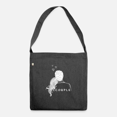 Couple Couple - Couple - Shoulder Bag recycled