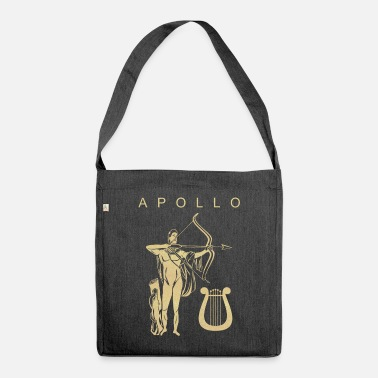 Apollo Apollo Graphic - Shoulder Bag recycled