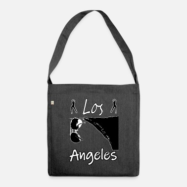 Glass Underwear los Angeles - Shoulder Bag recycled
