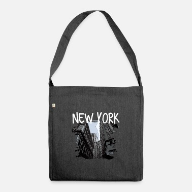 New new York - Shoulder Bag recycled