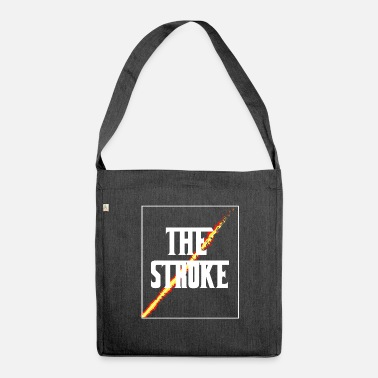 Strokes The Stroke - Shoulder Bag recycled