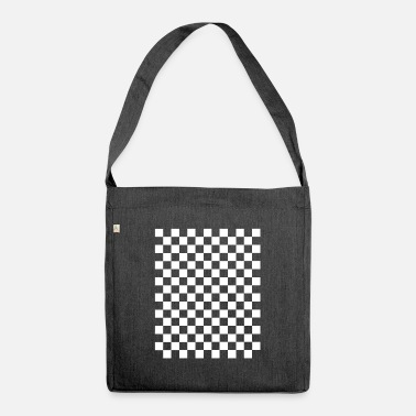 Ska Checkerboard - Ska - Shoulder Bag recycled