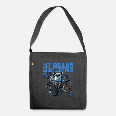 Holland my brand looks like this, NewHolland T7.170 - Shoulder Bag recycled