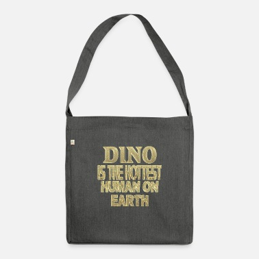 Dino Dino - Shoulder Bag recycled