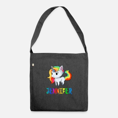 Jennifer Jennifer unicorn - Shoulder Bag recycled