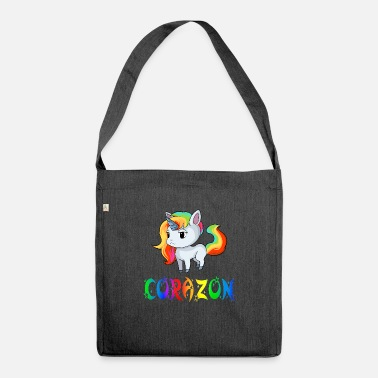 Corazon Unicorn Corazon - Shoulder Bag recycled