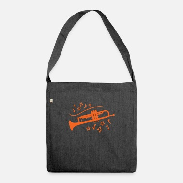 Wind Instrument Wind instrument - Shoulder Bag recycled