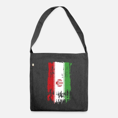 Iran Iran Iran Iran - Shoulder Bag recycled